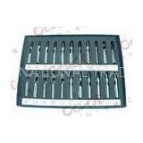 Dual Curved 304 Stainless Steel Tattoo Tips Sets For Needle Holding
