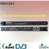 Professional MPEG-2/H.264 HD IRD/Decoder