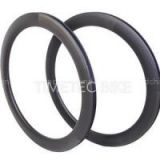 Road Bike Rims∣60mm Depth 25mm Width ∣Clincher And Tubular∣U Shape∣With Basalt Braking Surface∣ Wholesale Fixed Gear Road Bike Carbon Fiber Rims∣3K UD Matt Glossy