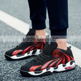 men fashion basketball shoes/syc red whirl basketball sport shoes breathable sports shoes/athletic sports basketball shoes