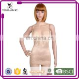 China Manufacturer Comfortable Mature Lady Push Up Burn Fat Body Shaper