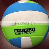 Hot Sell Printed PVC Toy Volleyball Ball/Inflatable Beach Volleyball