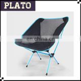 Ultralight backrest portable fishing chair,beach chair,outdoor chair for barbecue