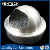 wall mounted air vent cap stainless steel ball weather louver