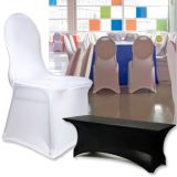 spandex banquet chair cover stretch lycra table covers