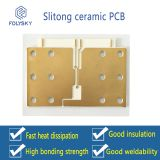 Copper coated ceramic substrate