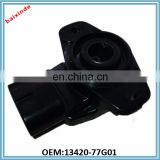 BAIXINDE Throttle Position Sensor OEM 13420-77g01 1342077g01 for SUZUKI Cars