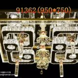 chandelier lamps, crystal ceiling LED  lamps with remote control, bluetooth,MP3