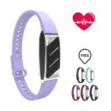 Free shipping gift gym fitness equipment wristband with monitor for sport