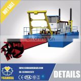 14 inch hydraulic cutter suction dredger for river clean / reservoir desalting