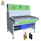 automatic pvc rubber label making machine