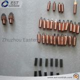 Top Quality Tungsten Alloy Electrode From Zhuzhou Manufacturer