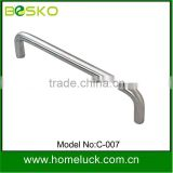 new stainless steel cabinet handle with high quality