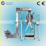 PenKan Weighing & Packing Systems For candy/seeds/jelly/fries/chips/coffee beans/peanut/puffy food/biscuit/chocolate/pet food