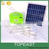 Outdoor & Indoor Solar Power Panel LED Light Lamp Garden Pathway Home System Kit                                                                         Quality Choice