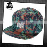 Dye sublimation wholesale blank fitted hats wholesale strap back custom 5 panel hat