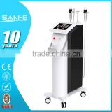 professional fractional rf microneedle machinee/radio frequency freckles removal/vertical micro needle fractional rf system