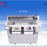 Engineer avaliable to service machinery overseaswith flatbed printer plate Type for T-shirt Printer