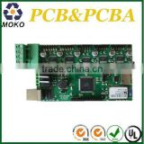 Industrial Card PCB Assembly, RoHS Approved