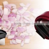 S/S+ABS 24.5*14.5 New best carrot chopper/hand chopper/vegetable chopper machine/small tomato paste making machine