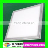 Shenzhen High lumen super thin CRI>80 90lm/w 600x600 led panel lamp light led backlight panel