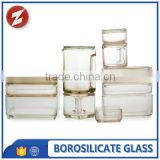 Heat Resistant keep fresh borosilicate glass storage container                                                                         Quality Choice