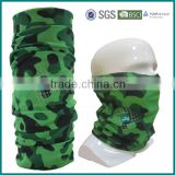 100% polyester microfiber face mask custom camo bandana                                                                         Quality Choice
