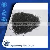 China Supplier crushed glass chips for filter media