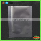3 side seal aluminum vacuum packing bag , custom size lamination packing bag