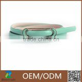 Women Fashion Design Leather Belt, PU Belts for Ladies                                                                         Quality Choice
