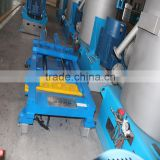 Toilet Tissue Type Rope Cutter Machine / Paper Cutting Machine