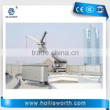 Window Cleaning Machinery BMU Building Maintenance Unit Glass Facade Window Cleaning Gondola Lift Platform