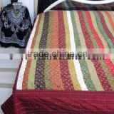 Embroidered King Bedsheets BedCovers India