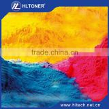 Color toner powder compatible for Ricoh Aficio MPC3003,3503,4503,5503
