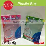 BULK BUY FROMA CHINA BULK BEST SELLING CLEAR PLASTIC GIFT BOX PACKAGING BOX