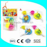 New item small plastic toy gears children small toy cars small plastic toy airplane Made in china