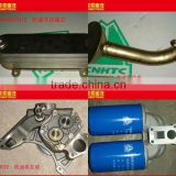 SINOTRUK HOWO concrete mixer truck spare parts