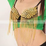 SWEGAl SGBDB13050 8color sexy charming green popular belly dance tops