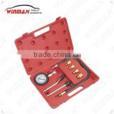 WINMAX 8 Piece Compression Tester with Quick Disconnect for Petrol Engines garage tools WT04106
