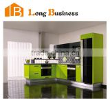 LB-JX1134 Brazil market hot sale kitchen cabinet with arfificial quartz countertop                                                                         Quality Choice