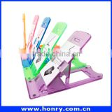 Cell phone holder for desk Newest Adjustable Foldable Tablet PC Stands phone stand holder