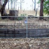Steel pipe farm gates / Welded wire mesh farm gates