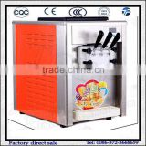 Frozen Yogurt Ice Cream Frying Machine Beater