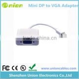 Mini DisplayPort Thunderbolt to VGA Cable DP Adapter for Apple MacBook Pro Air