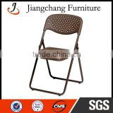 Hot Sale Cheap Plastic Folding Chair Without Arm JC-H63