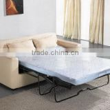 Super quality eco-friendly folding bed with wooden plank