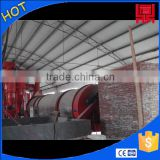 Dingli heavy duty drying equipments factory organic chicken manure fertilizer drying line
