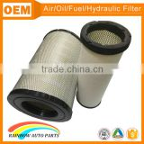 PU cover and metal mesh AF25997/AF26211 truck mercedes actros air filter                                                                         Quality Choice