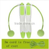 wireless skipping rope for fitness exercise