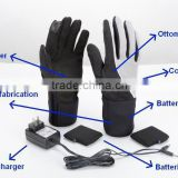 Good Quality Personalized Li-ion Battery Thermal Golf Glove Heated